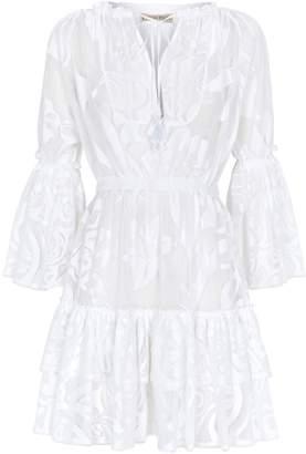 Emilio Pucci Jacquard Lace Beach Dress