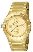Puma Pit Babe Metal Gold Women's watch #PU102772003