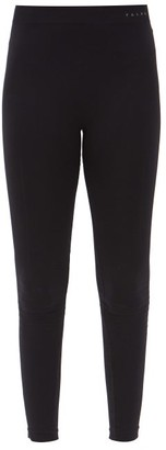 Falke High-rise Thermal Leggings - Black