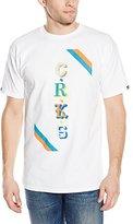 Crooks & Castles Men's Knit Crew T-Shirt - Maison