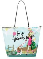 Harrods Glamourous City Tote Bag