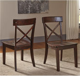 Signature Design by Ashley Gerlane Set of 2 Side Chairs