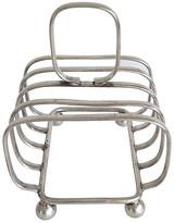 One Kings Lane Vintage English Silver-Plated Toast Rack - Debra Hall Lifestyle