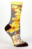 Blue Q Sunshiny Day Socks