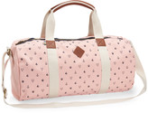 Prince & Fox Preppy Canvas Duffel Bag