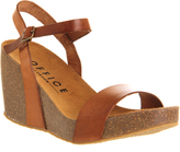 Office Davinia Footbed Wedge