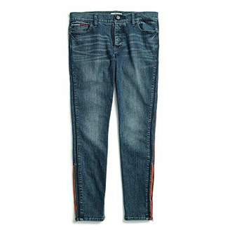 Tommy Hilfiger Women's Adaptive Jegging Jeans with Velcro Brand and Magnetic Button Fly