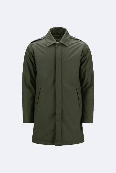 Rains Green 1512 Mac Coat - M/L   green - Green/Green