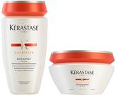 Kérastase Nutritive Bain Satin 1 250ml and Masquintense Cheveux Fins For Thin Hair 200ml