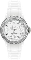 Ice Watch Ice-Watch Women's Sili ST.WS.B.S.11 Silicone Quartz Watch with Dial