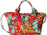 Vera Bradley Hadley Satchel Satchel Handbags