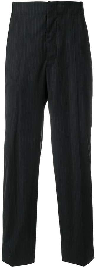 Cédric Charlier pinstripe trousers