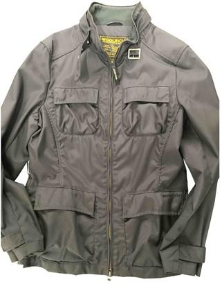Woolrich Blue Jacket for Women