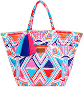 Seafolly Neon Oversized Beach Bag