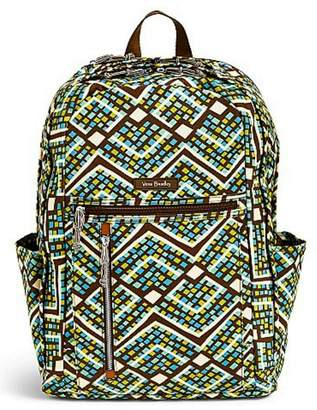 Vera Bradley Rain Forest Laptop-Backpack