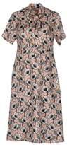 Orla Kiely Knee-length dress