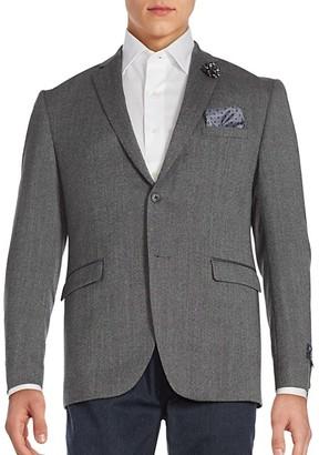 Original Penguin Two-Button Jacket