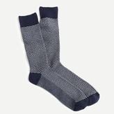 J.Crew Zigzag socks