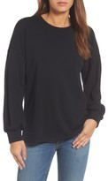 Pleione Women's Tie Back Sweatshirt