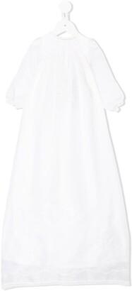 Dolce & Gabbana Kids Lace Detail Ceremony Dress