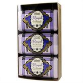 Claus Porto Royal Lavender Iris Box of 3 Soap