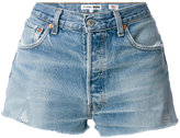 RE/DONE denim shorts - women - Cotton - 27