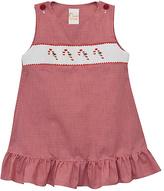 Red Candy Canes Smocked Jumper - Infant, Toddler & Girls