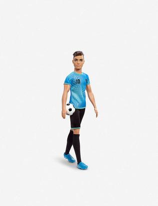 Barbie Ken Career footballer doll 30.4cm
