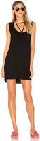 Michael Lauren Mackay Tank Dress in Black. - size XS (also in )