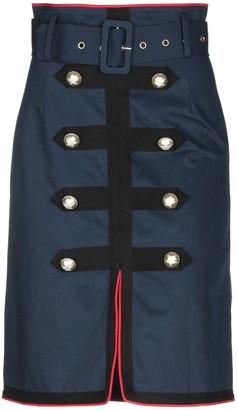 Manoush Knee length skirts