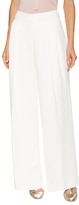 Carolina Herrera High-Waisted Flared Pant