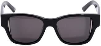 Surface to Air Black Plastic Sunglasses