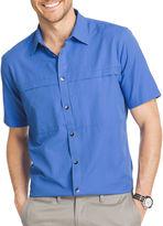 Van Heusen Short-Sleeve Traveler Utility Shirt