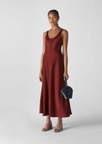Pippa Satin Slip Dress
