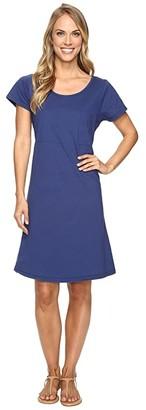 Fresh Produce Sadie Dress (Moonlight Blue) Women's Dress