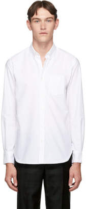 Officine Generale White Oxford Antime Shirt