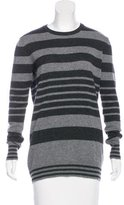 Equipment Cashmere Striped Sweater