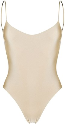 La Reveche Open Back One Piece