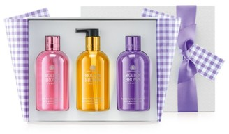 Molton Brown The Perfect Picnic Bathing and Hand Gift Trio