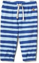 Gap Stripe jersey pants