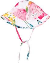 Catimini Floral Print Sun Hat