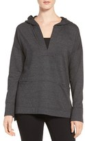 Caslon Hooded Pullover Tunic (Regular & Petite)