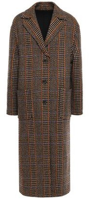 Etro Reversible Wool-tweed Coat