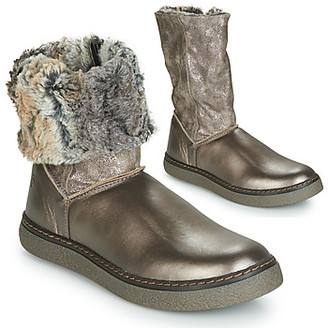 GBB DUBROVNIK girls's High Boots in Gold