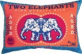 Koko - Two Elephants Rice Pillow