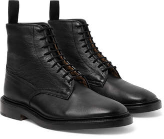 Tricker's Anniversary Edition Cruiser Tramping Leather Boots