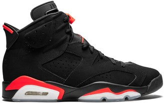 "Jordan Air 6 Infrared"" sneakers"
