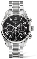 Longines Men's Master Automatic Chronograph Bracelet Watch, 44Mm