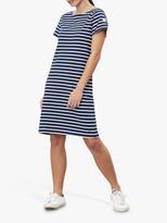 Joules Riviera Striped Jersey Dress