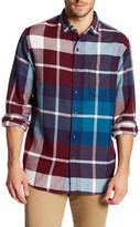 Tommy Bahama Acai Plaid Flannel Regular Fit Shirt